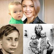 """Журналісти порахували дітей коханки Путіна від """"невідомого героя"""""""