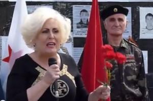 Екс-мера Слов'янська, якій загрожує довічне ув'язнення, хочуть судити у її рідному місті