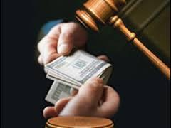 Корупційна діяльність судді Красногвардійського районного суду у Дніпропетровську