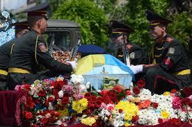 Завтра во Львове похоронят еще одного Героя, погибшего в зоне АТО