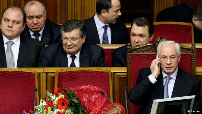 У Британії відкрили справу на екс-міністра уряду Азарова і заморозили його активи
