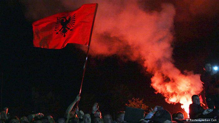 Очередной всплеск национализма в Сербии и Албании