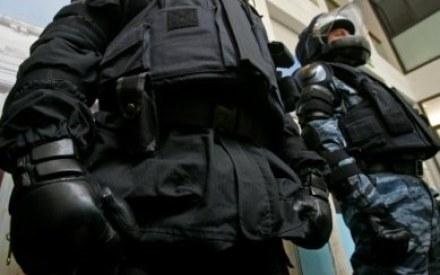"""Милиция обыскала офис ООО """"Сармат"""" во Львове"""