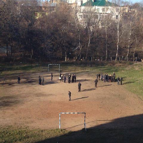 У Львові знайшли пакет з людською головою