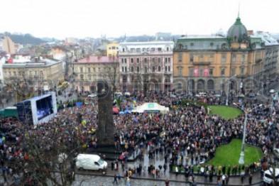 Завтра у Львові відбудеться віче на якому оприлюднять вимоги до нового Парламенту