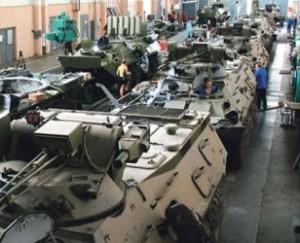 У столиці на заводі никли запчастини до танків на 7 мільйонів