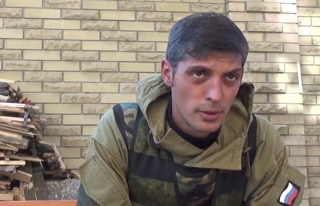 Бойовик Гіві заявив, що буде йти на Львів