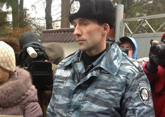 Один из руководителей львовского «Беркута» написал рапорт и бежал из Украины в Россию