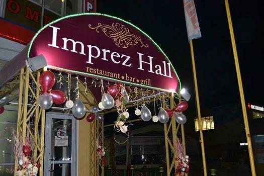 Ресторан Imprez Hall во Львове