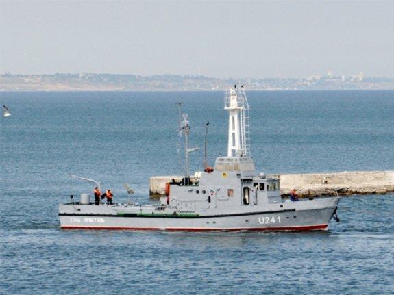 Украине угрожает атака с моря, — адмирал