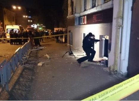 За фактом вибуху в клубі «Стіна» в Харкові розпочато кримінальне провадження