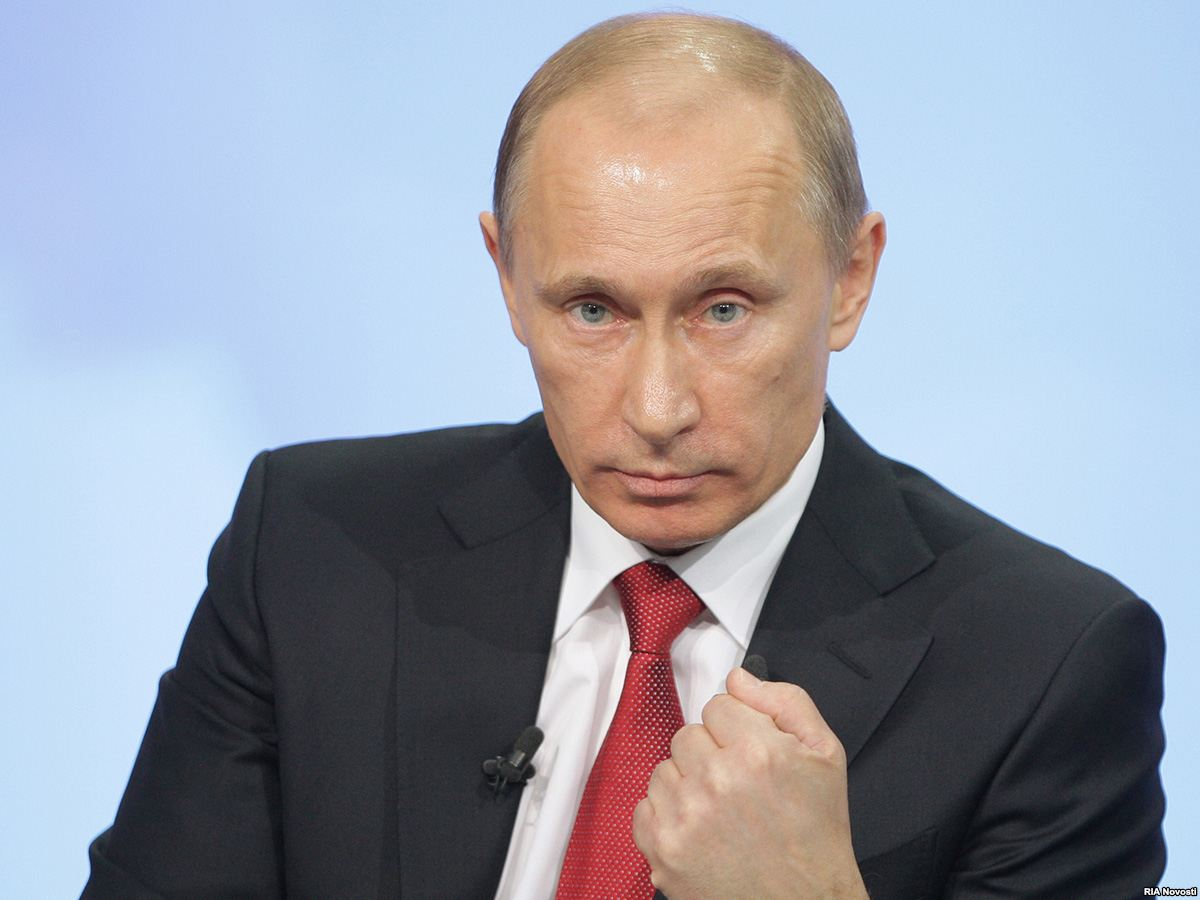 Канадська кінокомпанія зняла відеозвернення до Путіна