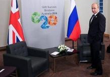Путін назвав нову причину своєї раптової втечі з саміту G20