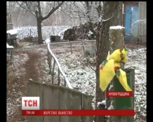 На Кіровоградщині через гроші жорстоко зарізали матір зниклого в зоні АТО бійця