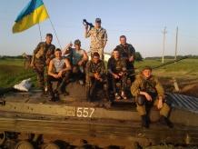 Українська 95-а бригада провела найдовший рейд у військовій історії світу