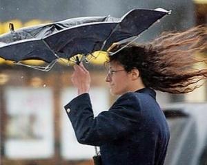 На понеділок у Львівській області оголосили штормове попередження