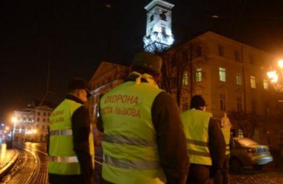 Во Львове планируют восстановить патрулирование улиц жителями города