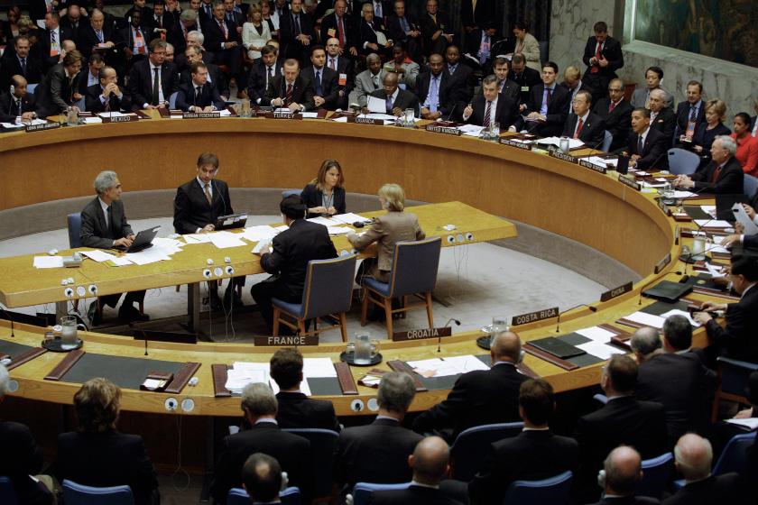В ООН заявили о более четырех тысяч погибших во время столкновений на Донбассе