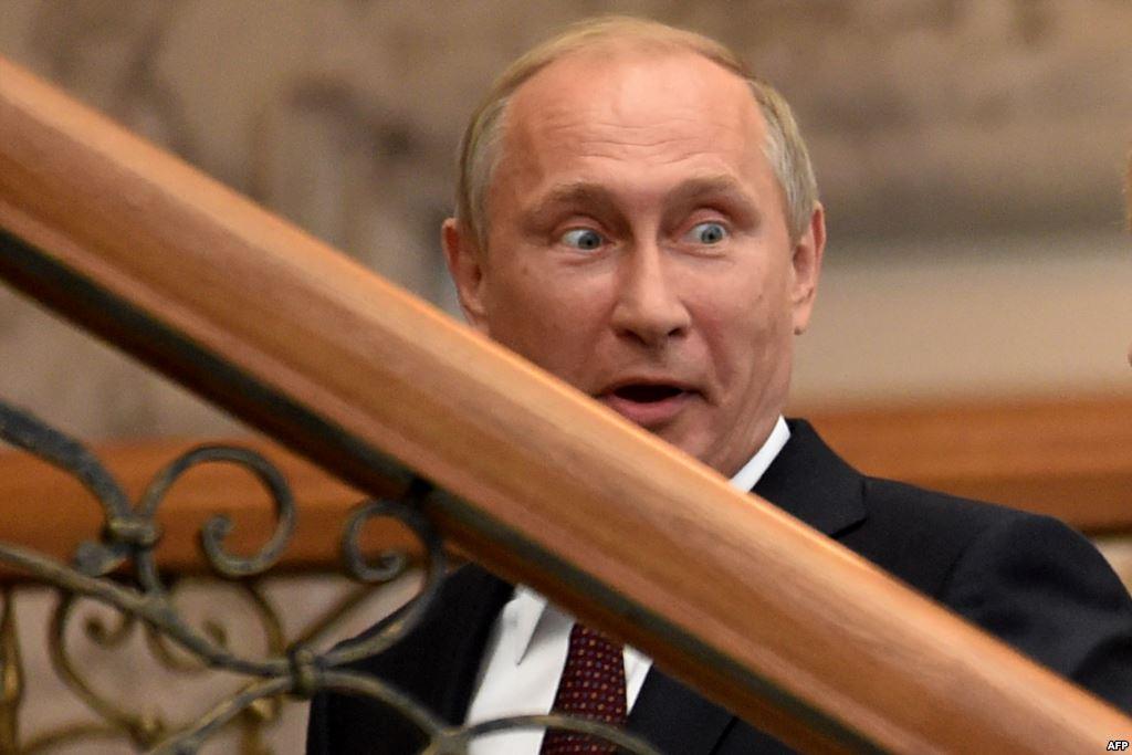 Хто зупинить агресію Російської Федерації?