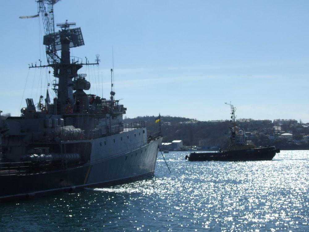 """Российских моряков больше не пускают на французский """"Мистраль"""""""