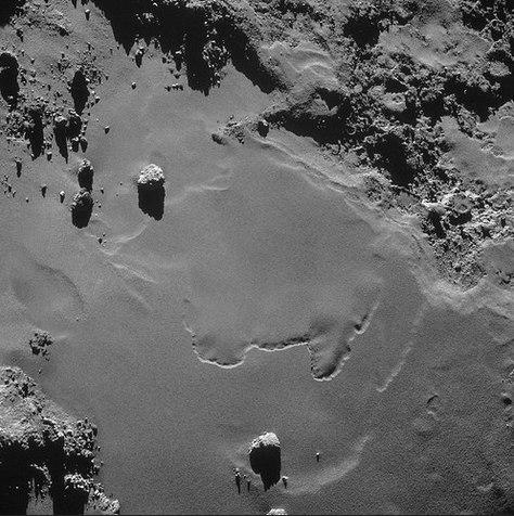 """Вчені """"осідлали"""" комету, яку відкрив киянин (ФОТО)"""