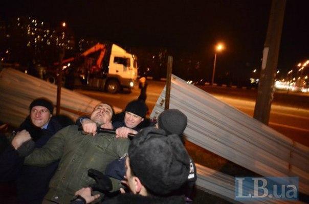 Безчинства у Києві/Майдан повернеться?
