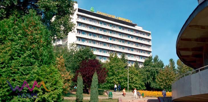 Надзвичайники погрожують «Трускавецькурорту» закриттям санаторіїв за ігнорування приписів