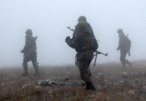 Під Маріуполем бійці АТО змусили бойовиків ганебно тікати, знищивши їхні вогневі точки