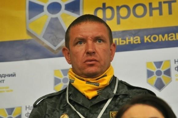 Депутат от 119 округа – Бондарь Михаил Леонтьевич