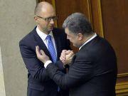Порошенко і Яценюк визначилися зі стратегіями