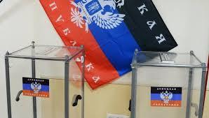 """""""Всьо пропало"""" або вибори у Новоросії"""