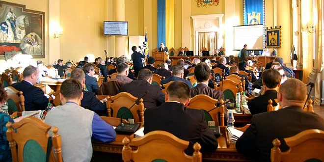 Жители Сыхова заблокируют работу сессии Львовского горсовета
