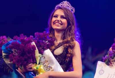 Львовянка представит Украину на конкурсе Мисс мира-2014