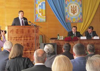 Председатель Турковского РГА дважды отказывался отчитываться перед обществом, – активисты