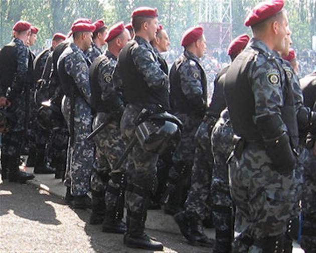 Командиру роти «Беркута» висунули підозру за побиття автомайданців