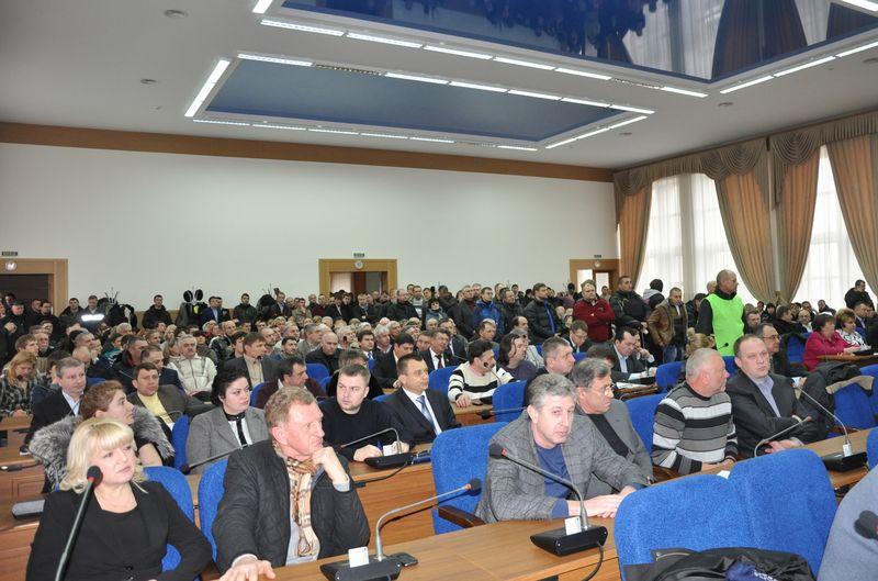Сьогодні Львівська облрада розгляне хід закриття Грибовицького сміттєзвалища