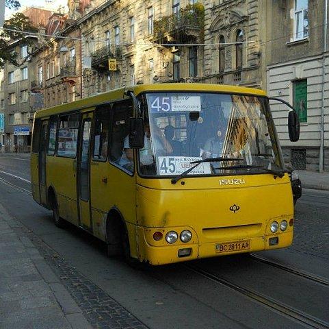 У Львові змінили схему руху 4-ох маршруток