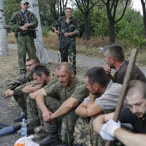 Бойовики захопили в полон українську групу переговірників