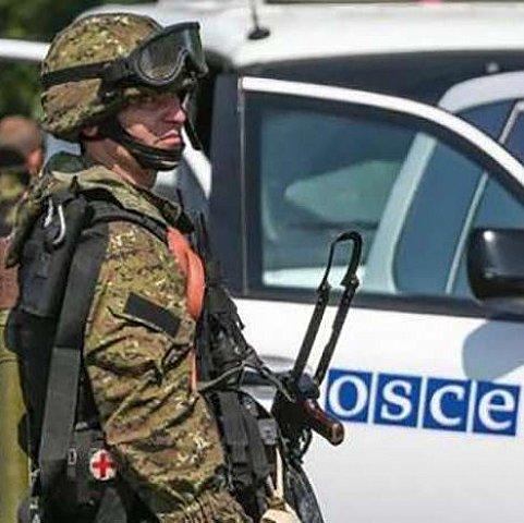 ОБСЄ розповідає Росії місця дислокації українських військових (ВІДЕО)