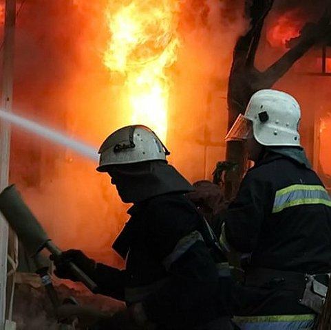 На Львівщині дворічний хлопчик загинув під час пожежі