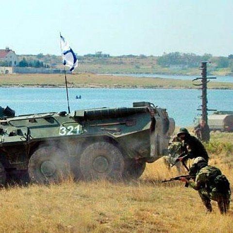 Українська армія готується до нападу Росії з моря
