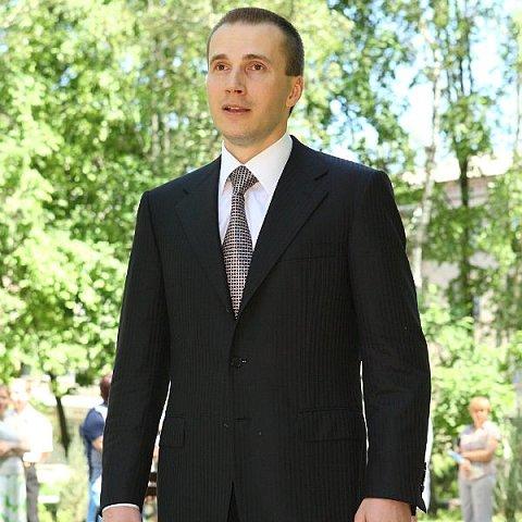 Сын Януковича открыл собственный бизнес в России