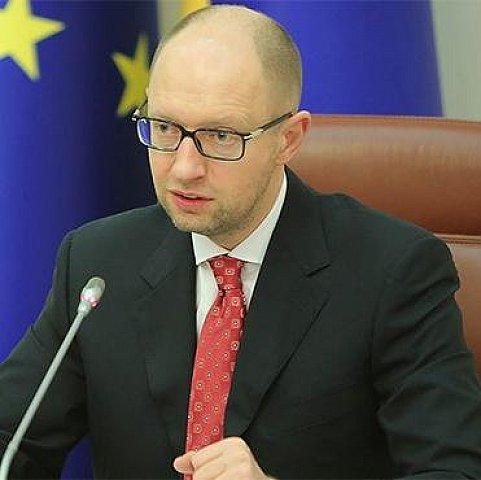 Яценюк: Зростання економіки України розпочнеться у 2016-му році
