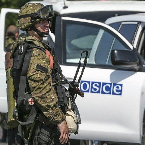В ОБСЕ сообщили о плане вывода войск из Донбасса