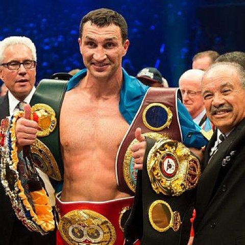 Владимир Кличко победил Пулева