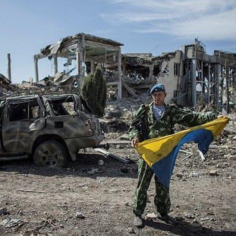 """Киборги"" уничтожили 23 боевика и ранили ""Моторолу"""