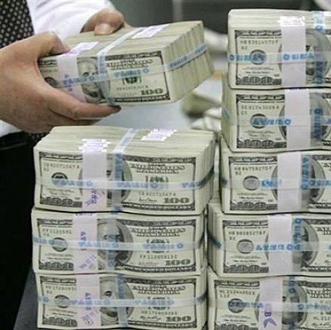 Скільки грошей Україна позичила за 2014 рік