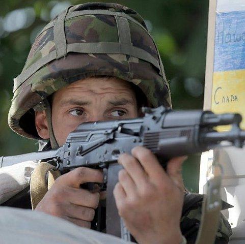 За останню добу в зоні АТО загинули 5 військовиків