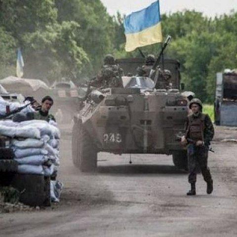 За день террористы 28 раз обстреливали украинские войска