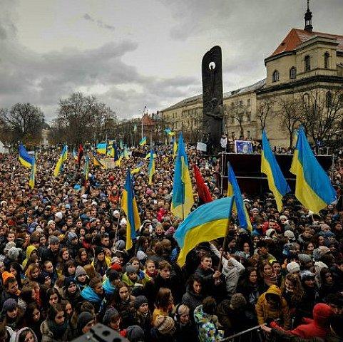 21-го листопада у Львові святкуватимуть День Гідності та Свободи